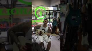 Classic  Model   Eduardo  Carrizo  Guitar player