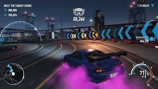 Need For Speed Payback - Shift Lock Drift League Walkthrough [Hard Difficulty]