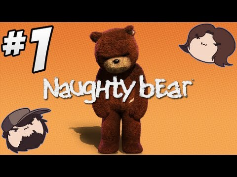 Naughty Bear Bad Teddy  PART 1  Game Grumps  YouTube