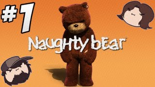 Naughty Bear: Bad Teddy - PART 1 - Game Grumps