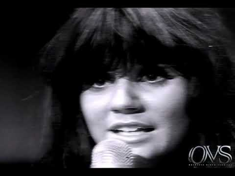 Linda  Ronstadt Perfoming Long Long Time On Murray Roman's 1970 TV Show