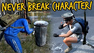 Never Break Character! Roleplaying in Turovo - DayZ Standalone