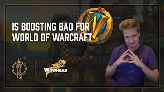 How Bad is BOOŠTING for World of Warcraft - Dratnos and Tettles Discuss