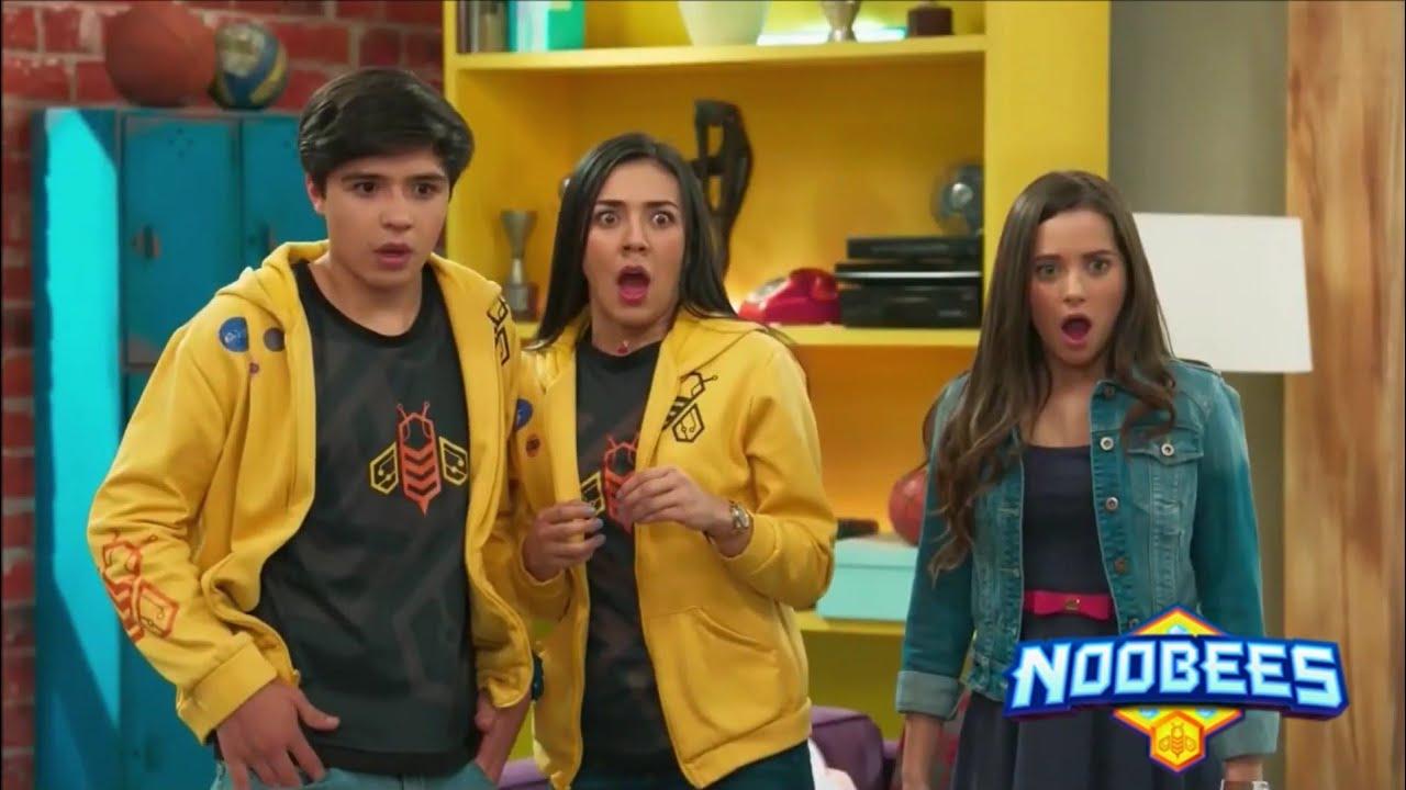 Download Noobees   2ª Temporada   Chamadas Episódios 2-5 (Primeira Semana)   Nickelodeon Brasil