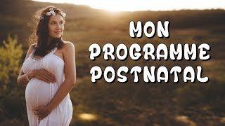 PROGRAMME DE REMISE EN FORME POST-NATAL pour reprendre en douceur après un accouchement