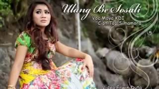 Gambar cover Ulang be sosali maya kdi (Official Music Video)