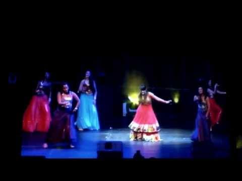 #QuboolHai star #Zoya performing at #Johannesburg , zeestarsconcert,August 2013