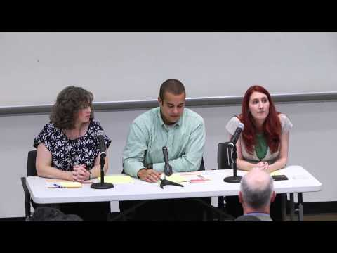 Jim Wood Speaker Series : Alumni Panel