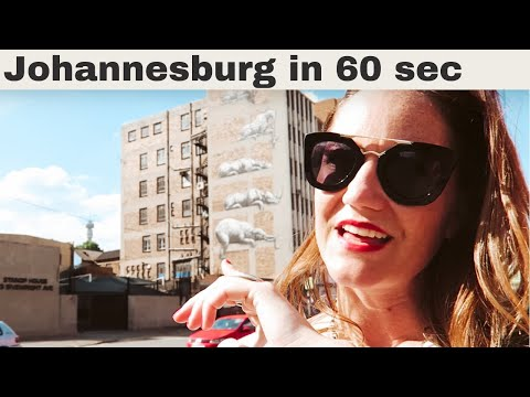 Johannesburg Travel Guide #3: the trendy Maboneng district // Your Little Black Book