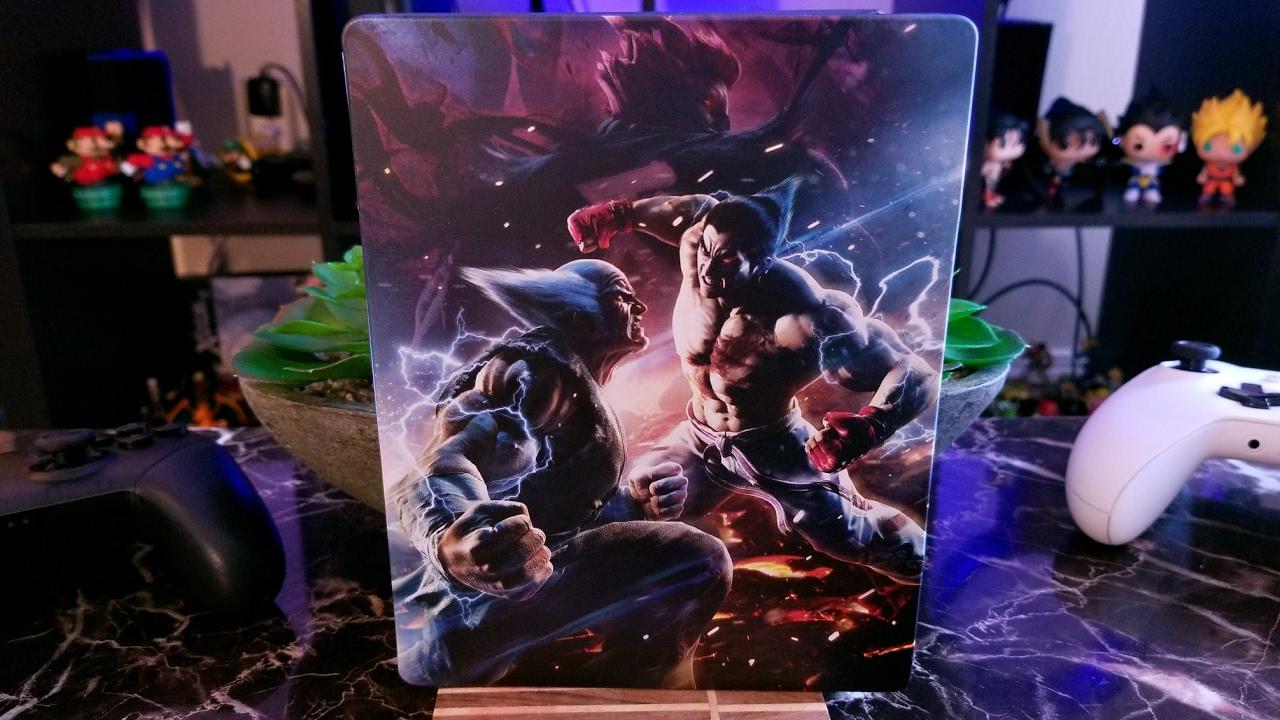 Tekken 7 Day One Edition Steel Book Best Buy Exclusive Youtube