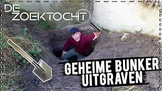 ➤ DE ZOEKTOCHT #4: GEHEIME BUNKER UITGRAVEN... EN DIT IS WAT WE VONDEN!