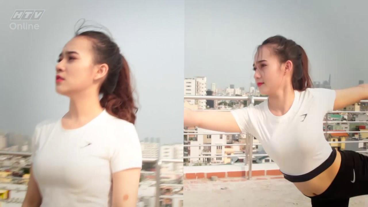 image Hồng Hạnh: Cô gái có tâm hồn thuần khiết   HTV KHÚC HÁT SE DUYÊN   KHSD #15   20/6/2018