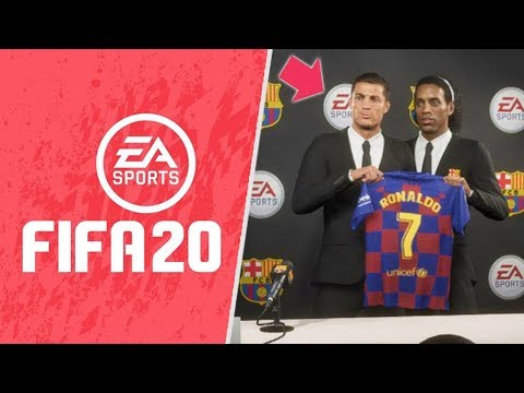 10 THINGS THAT CAN ONLY HAPPEN IN FIFA 20 - Career Mode