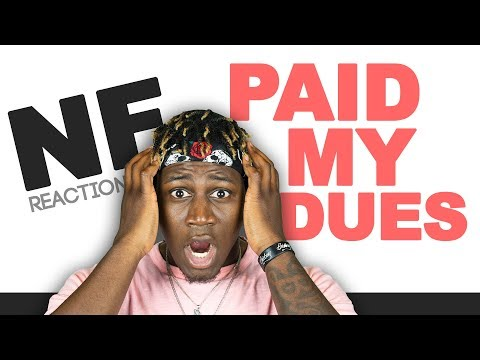 NF - Paid My Dues (Raged & Broke The Keyboard) TM Reacts (2LM Reaction)