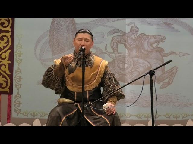 Мирген Иргит. Абакан. Богатырское сказание от хайджи М.К. Доброва Хан Мирген.
