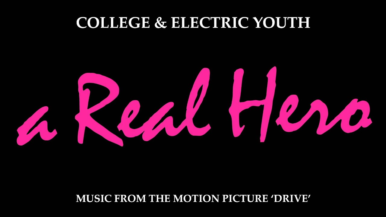 Download College & Electric Youth - A Real Hero (Drive Original Movie Soundtrack)