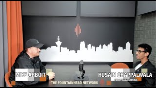 The Fountainhead Network Presents PoCommunity Episode 23: Husain Chappalwala