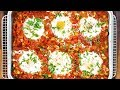 Sheet Pan Shakshuka