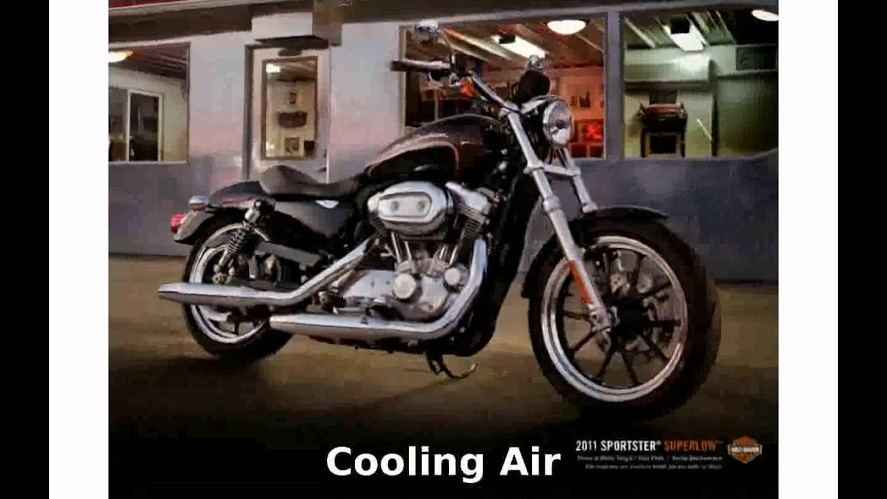2011 Harley-Davidson Sportster 883 SuperLow - Top Speed ...