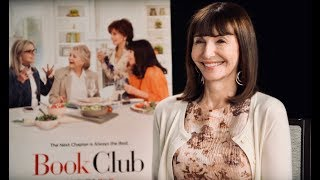 Mary Steenburgen Talks About New Book Club Role