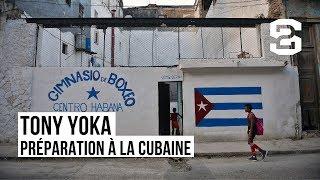 Boxe : Tony Yoka, voyage initiatique à Cuba
