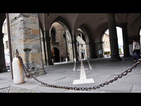 Italie - Ville de Bergame 4 - 50 Km de Milan - Film et Musique de Vinh-Thien Quach.