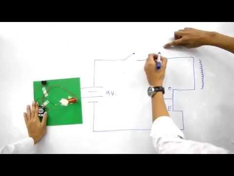 โครงงานฟิสิกส์ Mini Tesla Coil   KMUTT   PHY103