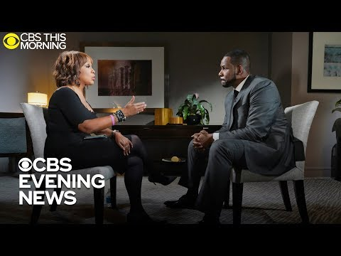 Cort Webber - R Kelly flips out on Gayle King over latest allegations