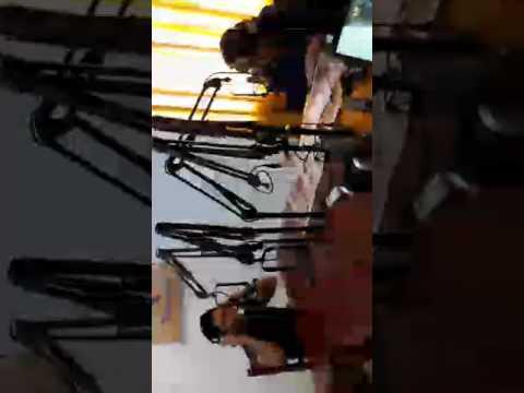 Edgar Ortega  en Radio Marítima con Carolina Bellido