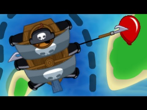 Bloons Td Battles Boat Pull Everything Strategy Best Monkey Pirates Btd Battles Strategy