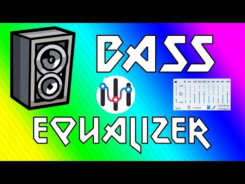 EASY FREE SYSTEM-WIDE BASS BOOSTER EQUALIZER FOR MAC (Working August 2018)!
