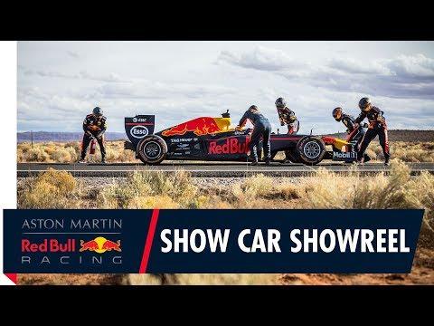 Pushing The Boundaries   The Red Bull Racing Show Car Showreel