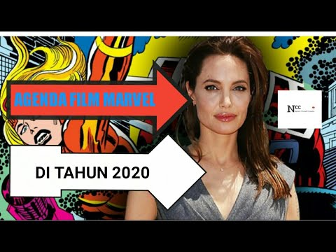 Download Film terbaru,The enternals Film Superhero Baru Marvel yang Tayang pada 2020.