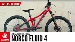 The Ultimate Kids' Bike?! Jackson Goldstone's Norco Fluid 4