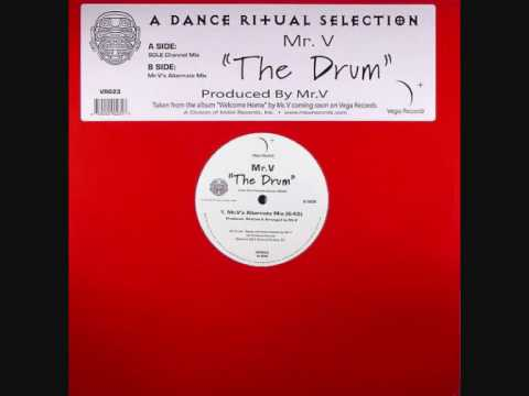Mr V - The Drum (SOLE channel mix)