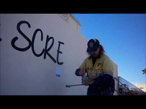 Signwriting Perth the dying Art
