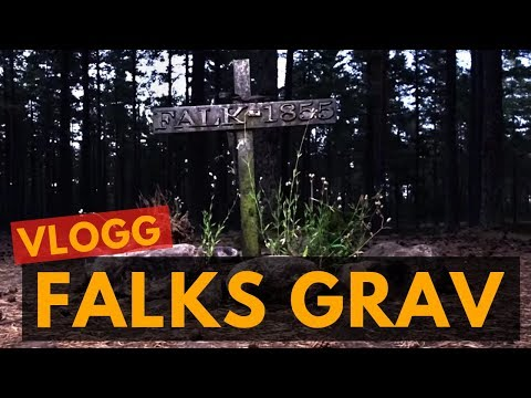 Falks Grav - Vlogg - LaxTon Ghost Sweden