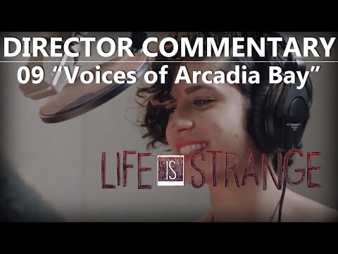 Part 9 of 9 Life Is Strange Director Commentary