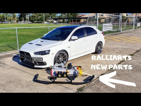 Lancer Ralliart Project ( Mods List And Plans )