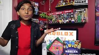 Roblox também tem itens!!!