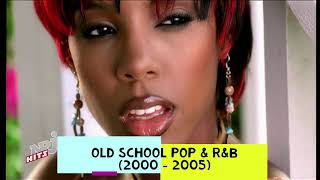 OLD SCHOOL POP & R&B (2000 - 2005) - DJ KENB [NELLY,KELLY ROWLAND, ASHANTI,DESTINY'S CHILD, BRITNEY]