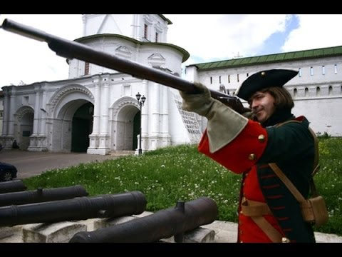 Battle of Poltava 300 years later, full english subtitles