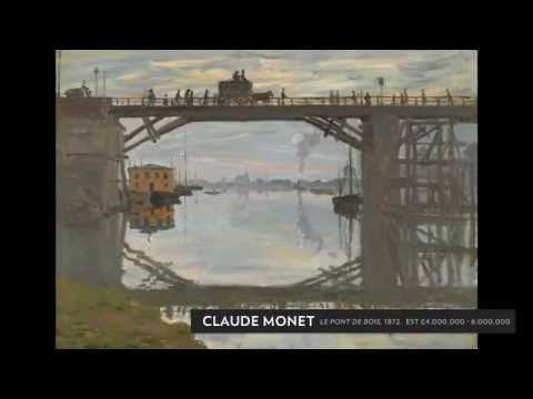 Impressionist and Modern Art Evening Sale - Introduction