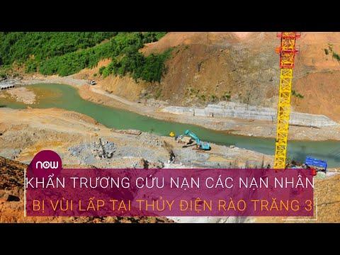 Thủ tướng chỉ đạo khẩn trương cứu nạn các nạn nhân bị vùi lấp tại Thủy điện Rào Trăng 3 | VTC Now