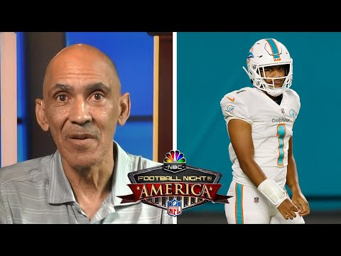 Why Tua is ready to start, can Steelers slow down Titans? | Football Pod in America | NBC Sports