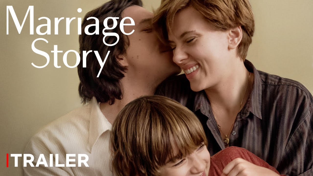 Marriage Story Official Trailer Netflix Youtube