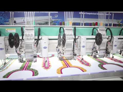 GTE17 NEW DELHI  - Baba Textile Machinery Pvt Ltd