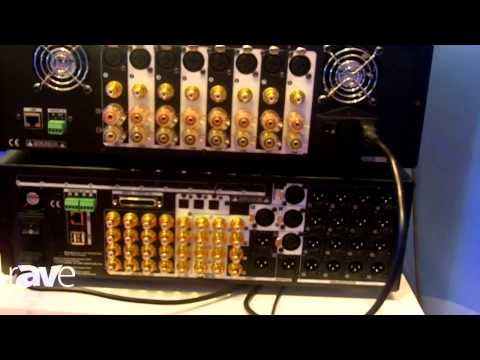 ISE 2014: Storm Audio Shows Its 16 Channel Surround Sound Processor