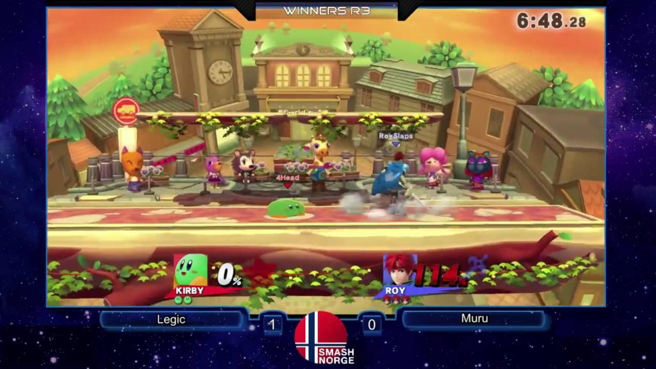 Hos32 Legic Kirby Vs Muru Roy Winners Quarter Final Smash