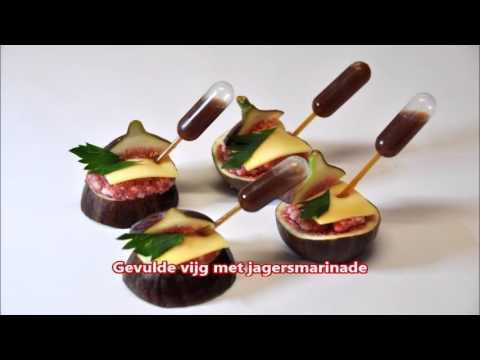 Bedwelming Gourmet - recept- en presentatie-ideeën - YouTube @BA27